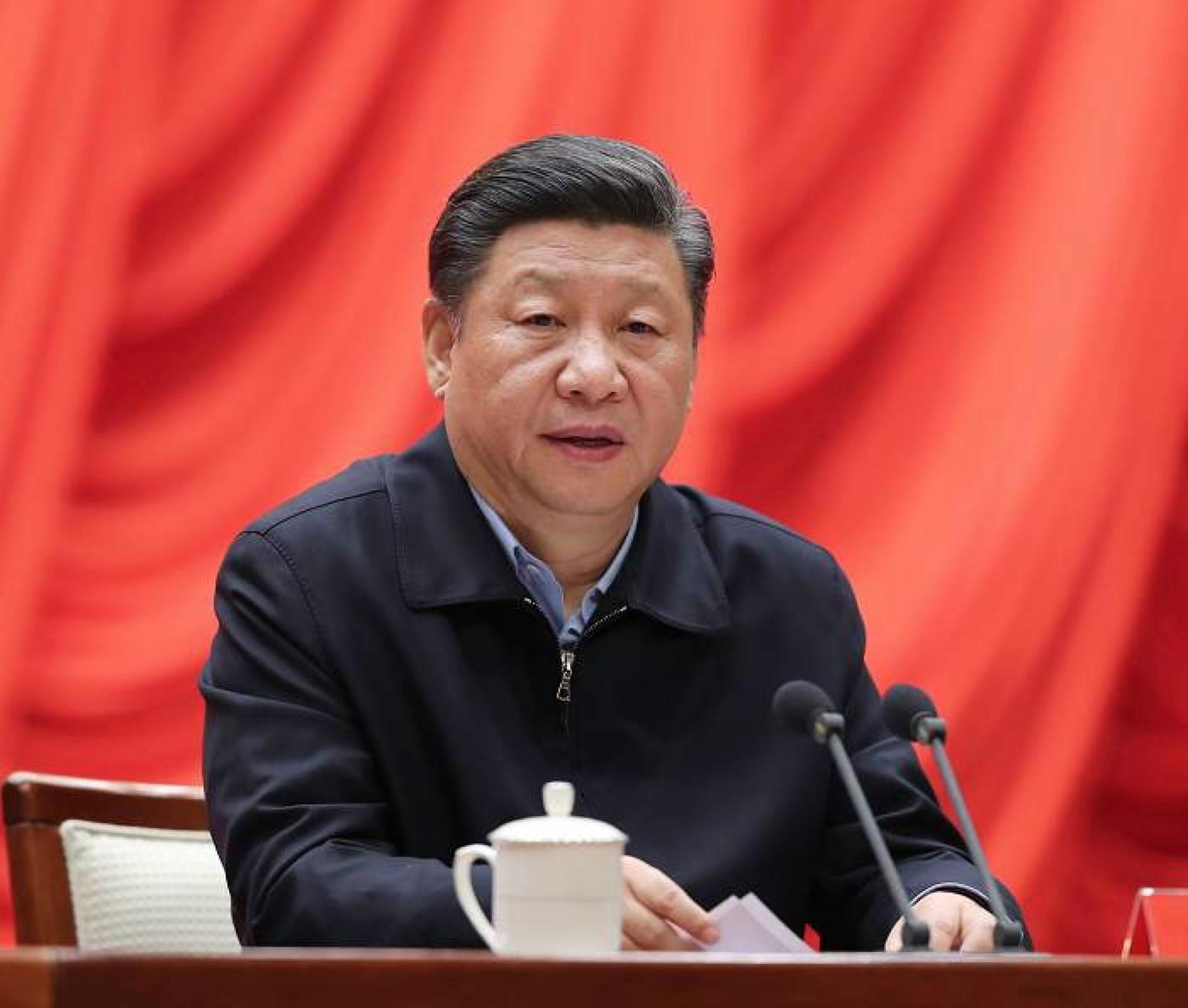 习近平:中国将以更开放的态度加强国际科技交流