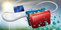 最高效的太阳能发电制氢