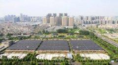 央媒关注!阳光电源助力全国单体规模最大的污水处理厂
