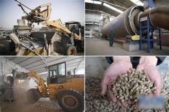 生物质燃料为宁夏青铜峡供暖增添新热源
