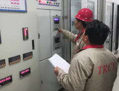 延川天壕力拓余热发电项目成功并网发电