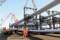 国产48套风电设备出口澳大利亚