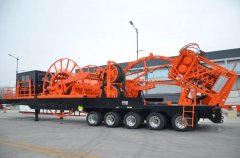 中国最大连续油管设备进驻北美市场