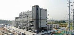 中国能建广东火电承建220千伏岭塘变电站工程投运