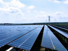 中国能建安徽电建二公司承建越南西宁30MW光伏发电项目