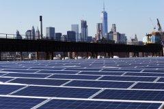 美国对部分中国企业的太阳能产品征收较低关税