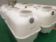 杰瑞环保中标4000万农村单户式污水一体化设备供应项目
