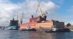 俄罗斯浮动核电站将穿越北冰洋 美阿拉斯加忧心忡忡
