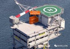 全球首个海上风电制氢示范项目亮相!
