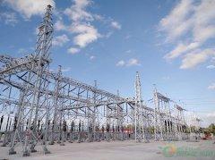 国家电网承建的缅甸北克钦邦与230千伏主干网连通工程