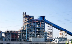 国内首个常压循环流化床煤气化项目调试运行