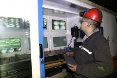 汾西矿业智能化综采工作面建设步入快车道