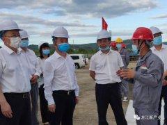 黑龙江副省长李毅深入产投集团牡丹江生物质项目调研
