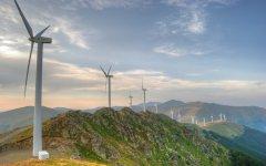 上半年希腊新增并网风电装机容量287MW