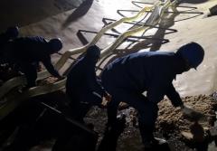 刘家峡水电厂:奋战在地下50米的10个日夜