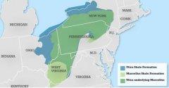 宾夕法尼亚州丰沛的天然气资源助