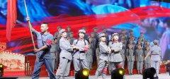 红歌嘹亮,初心激扬!刘家峡水电人用歌舞献礼建党百年