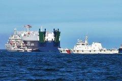 全国首个石油平台海域通航安全风