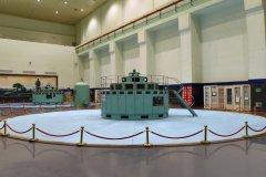刘家峡水电厂启动2号机组整机改